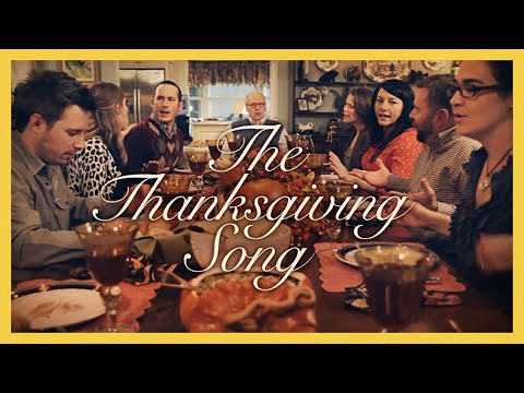 Andy Preston - It's time for the Thanksgiving Song!