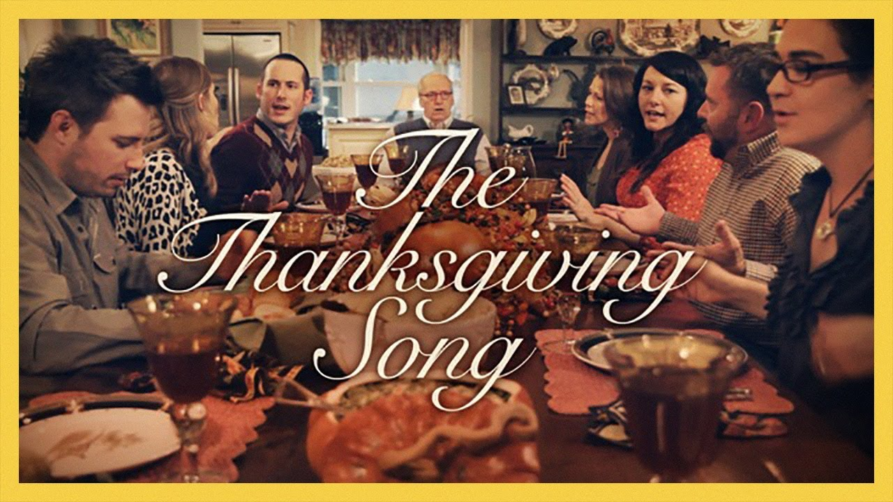 the thanksgiving song youtube. Black Bedroom Furniture Sets. Home Design Ideas