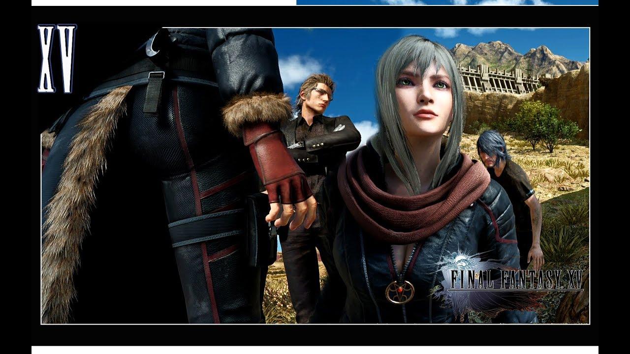Final Fantasy XV Windows Edition Hacks Winter Aranea from Episode