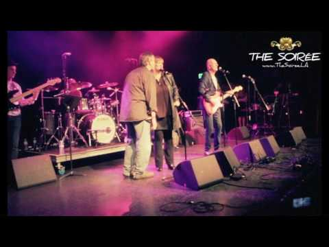 Trevor Sewell Live at the El Rey Theatre Los Angeles