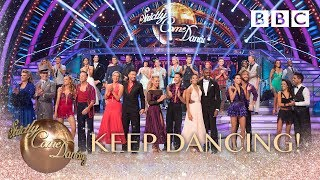 Keep dancing with Week 4! - BBC Strictly 2018