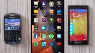 Best Whatsapp Trick For BlackBerry!!