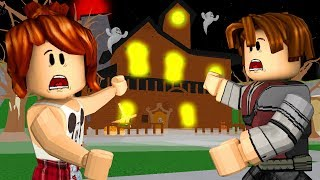 Roblox-TRICK or TREAT STREET MANSION (Escape the Hounted House Obby)