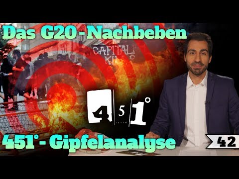 451 Grad | Schwarzer Block Analyse | G20 Gipfel Nachbesprechung |42