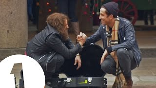 Download Olly Murs - Secret Busker - BBC Radio 1 Mp3 and Videos