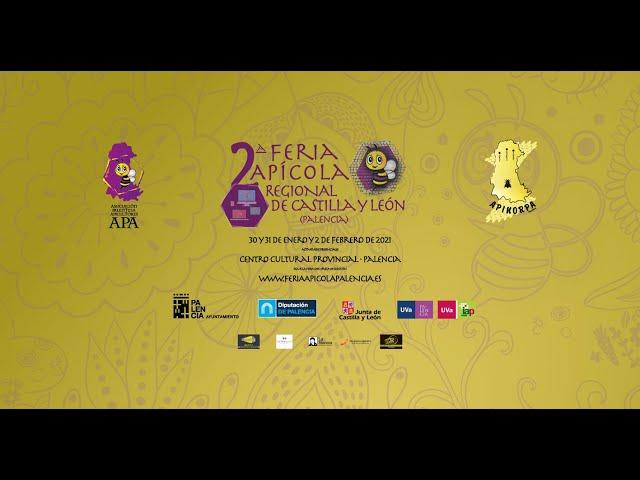 Feria Apícola Palencia (Directo jornada sábado mañana)