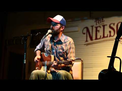 """Jeffrey Foucault Performing """"Blues For Jesse Mae"""" At The Nelson Odeon"""