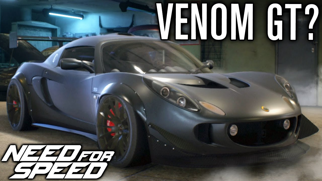 Venom Gt 2017 >> MAKESHIFT HENNESSEY VENOM GT? | Need for Speed 2015 Walkthrough | Episode 17 - YouTube