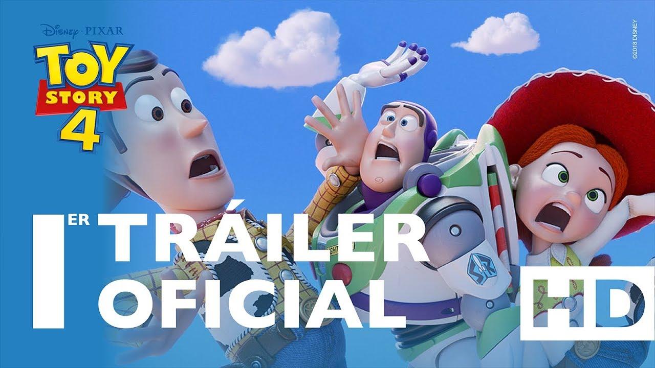 Toy story 4 de disney pixar tr iler oficial 1 youtube - Cochon de toy story ...