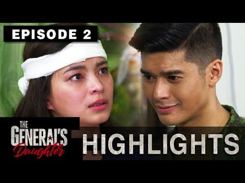 Download Ethan reminds Rhian of her past   The General's Daughter (With Eng Subs)
