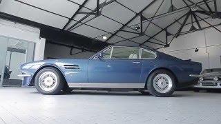 Aston Martin V8 EFI - Nicholas Mee Upgrades - Nicholas Mee & Co Ltd