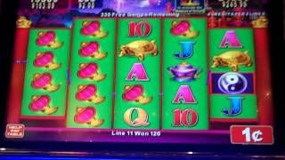 China Shores $2.00 bet. 480 spins HUGE WIN!!!