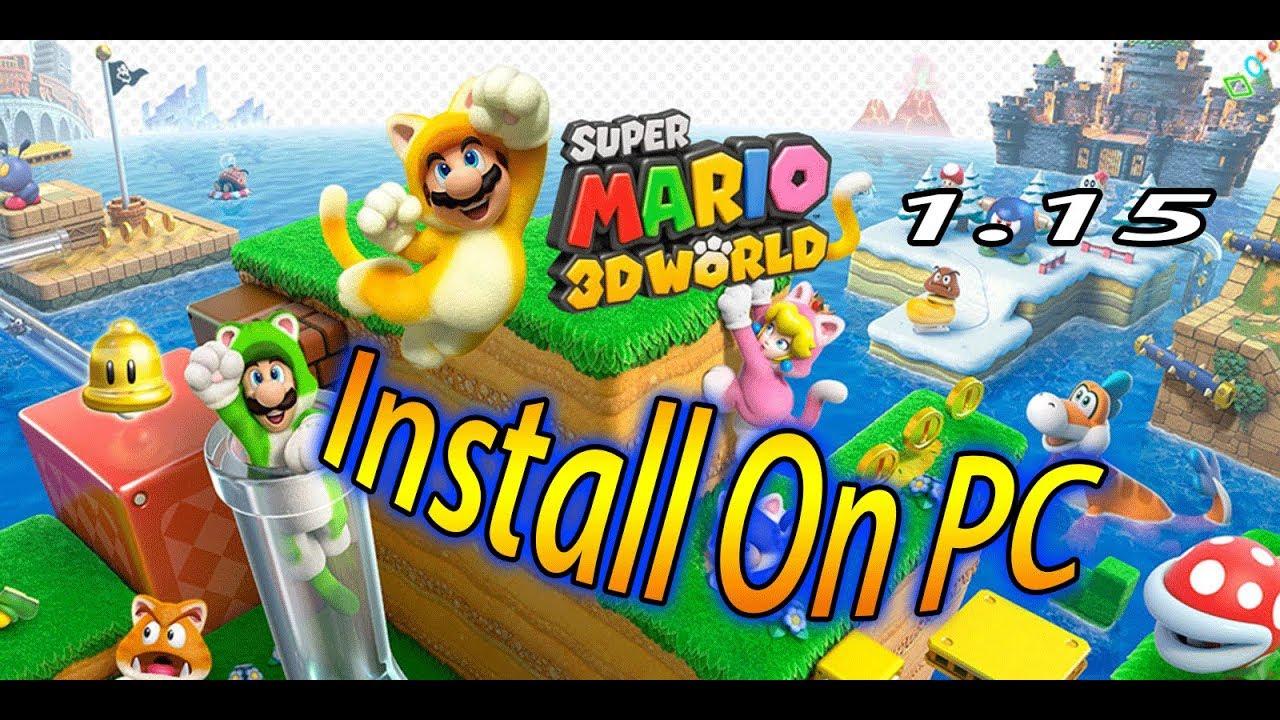 Super Mario 3d World Rom Download