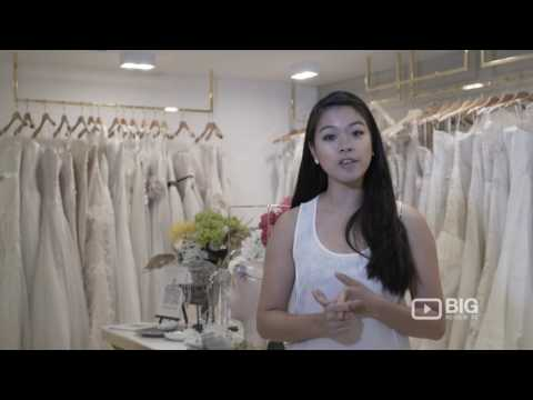 La Ceremonie Atelier Bridal Shop Hong Kong for Wedding Gowns and Wedding Dresses