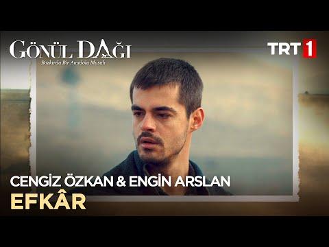 Cengiz Özkan & Engin Arslan - Efkâr - Gönül Dağı Dizi Müzikleri