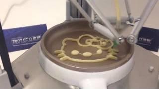 Zbot 3d Food Printer