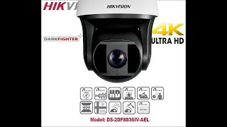 Hikvision Darkfighter Cameras - Best Hikvision Darkfighter CCTV Cameras -
