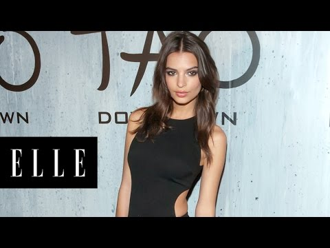 Emily Ratajkowski Best Red Carpet Moments  | ELLE thumbnail