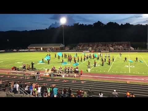 Warren County Marching Wildcats || The Jewel and the Dragon