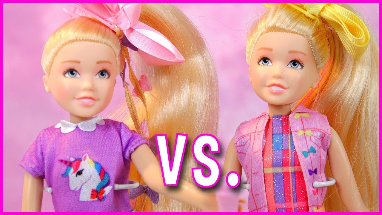 JoJo Siwa Kid in a Candy Store Singing Doll vs. JoJo Siwa Boomerang Doll  Review 9ce7d67f1