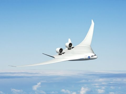 FUTURE TECHNOLOGY | NEW NASA Electric Research Aircraft  | NASA BBC DOCUMENTARY