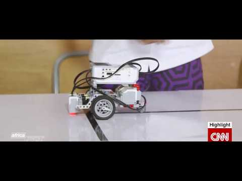 Ghana's Academy in robotics for young African girls