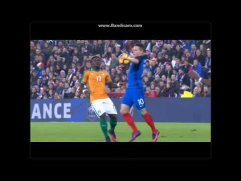 France vs Cote D'Ivoire International Friendly Full Match 2016 HD