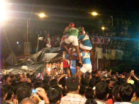 Dahi handi Jai Bharat 2010 Without Shidi Gopal Kala(Janmashtami).AVI
