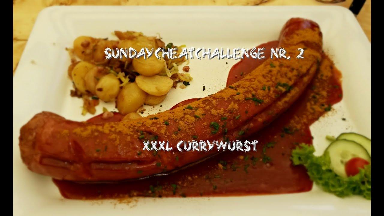 Halbgottschmiede Tetzel Vs Xxxl Currywurst Youtube