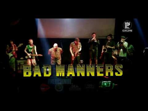 bad manners full concert part 2/3