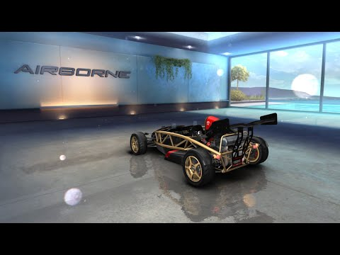 Ariel Atom Preview at my garage. Mastery Challenge Preview. Test drive.