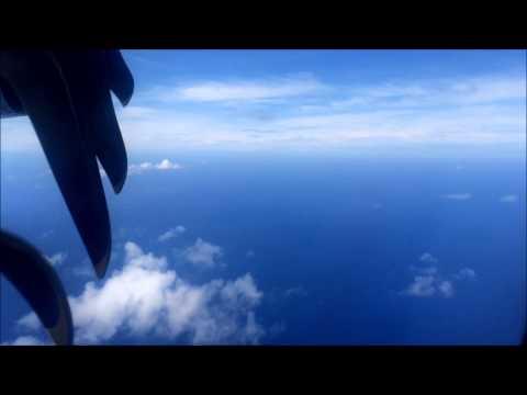 Air Tahiti ATR 72-500 - Raiatea to Bora Bora (Full Flight)