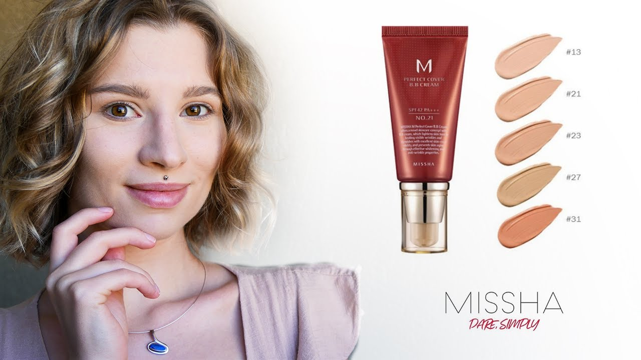 M Perfect Cover BB Cream RX SPF 42 by Missha #12