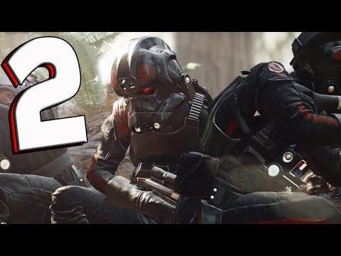 STAR WARS BATTLEFRONT II: Story Walkthrough Part 2 Battle of Endor