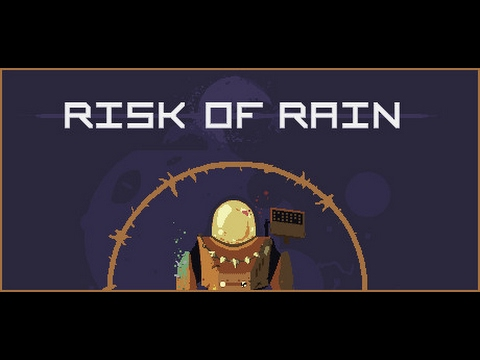 Risk of Rain on Arch Linux(steam wine client)