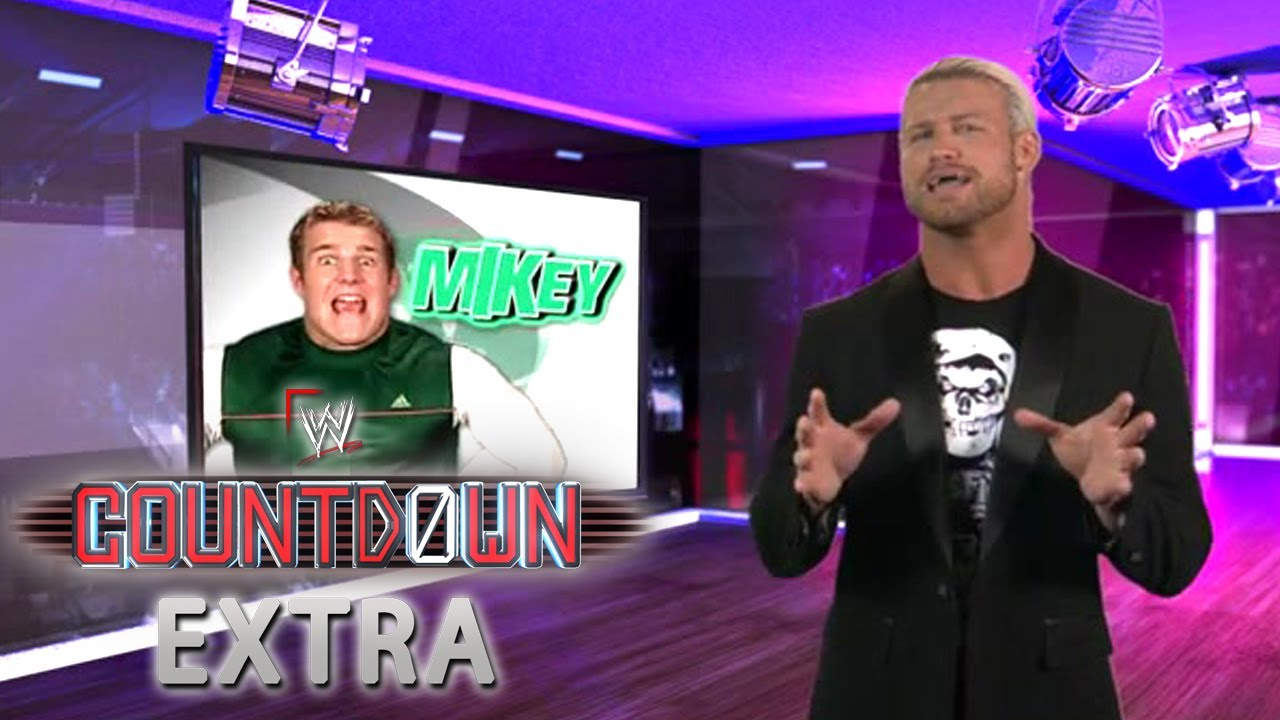"""WWE Countdown Extra: Dolph Ziggler """"You Wish You Could ..."""