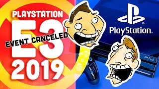 PlayStation Bails Out of E3 2019! - Hot Take
