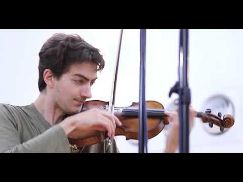 "Stephen Waarts & Gabriele Carcano - ""Bartok & Schumann"" preview"