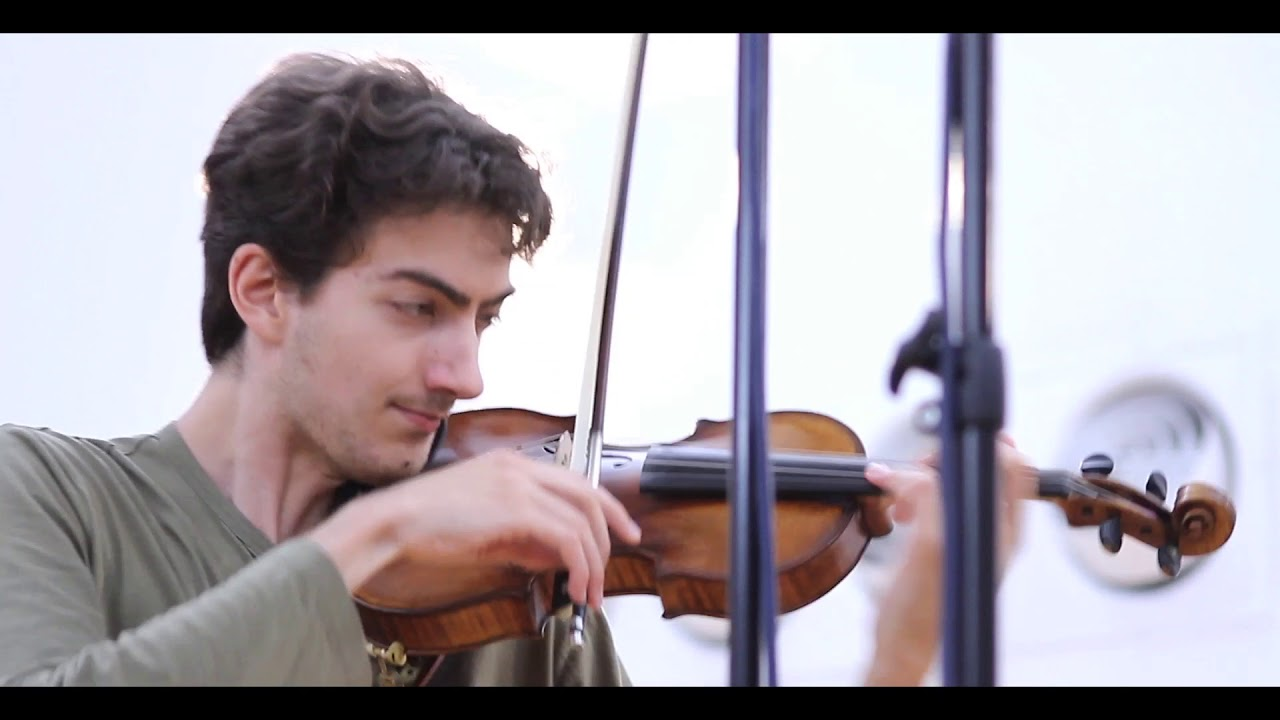 Interview with Violinist Stephen Waarts: Debut Recital at
