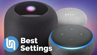 Control Alexa, Google, and Siri = Best Privacy Settings