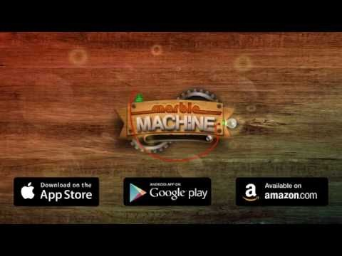 Marble Machine - A Puzzle Game - Game Trailler