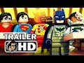 LEGO DC COMICS SUPERHEROES: THE FLASH Official Trailer (2018) Animated Movie HD