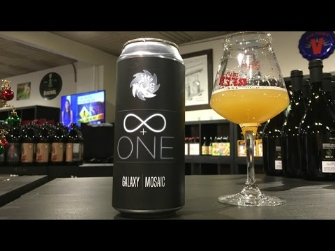 Sand City Infinity + ONE (Best NY DIPA?!) Review - Ep. #1075