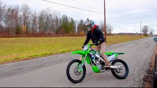ALMOST CRASHED DIRT BIKE | 2016 COMPILATION