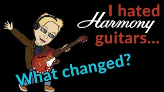 I HATED HARMONY guitars… What changed? - Cheap and awesome STELLA H-929 - Guitar Discoveries