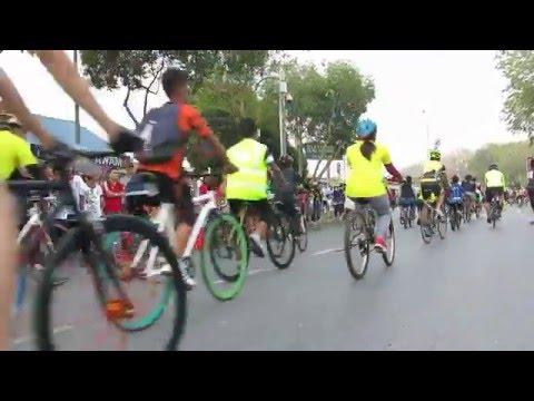 FIT Sarawak, Miri 13 Mar 2016, 10KM Fun Ride