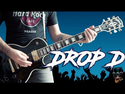 Top 5 Drop D Guitar Riffs