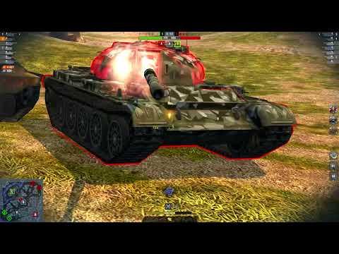 E50M & FV215B & WZ-113 - World of Tanks Blitz thumbnail