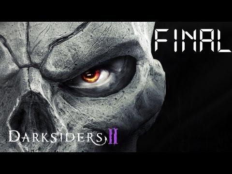 Darksiders II | Final | Parte 31 | Samael y La Corrupción | Español | Guía