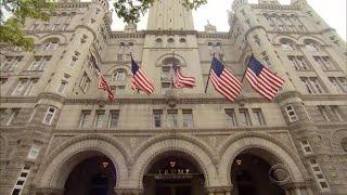 Trump's D.C. hotel raking in unexpected profits